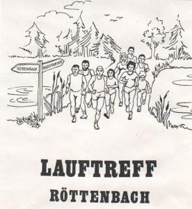 Kohlezeichnung Lauftreff Röttenbach